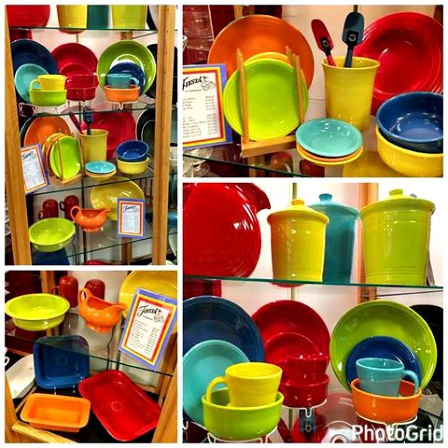 fiesta dishware